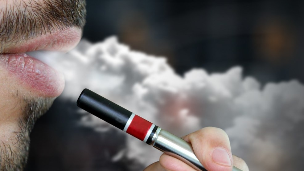 Alabama investiga 5 casos de enfermedad pulmonar vinculada al vapeo