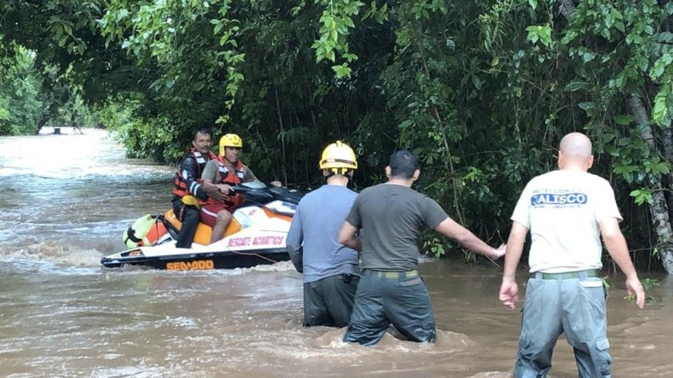 jalisco desbordamiento rio afectaciones lorena