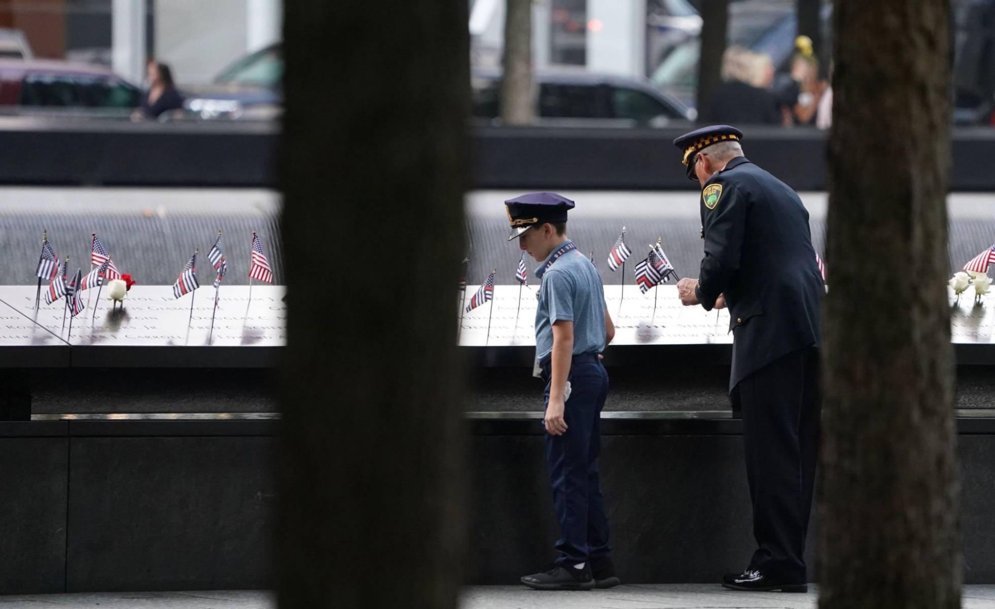 El número de víctimas mortales del 11-S sigue creciendo 18 años después
