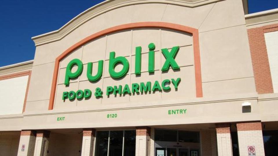 Publix donará $ 500,000 a los bancos de alimentos de Alabama
