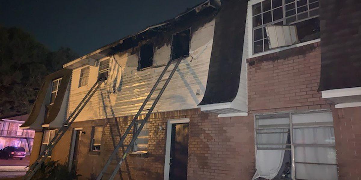1 persona muere en un incendio, en complejo de apartamentos de Tuscaloosa