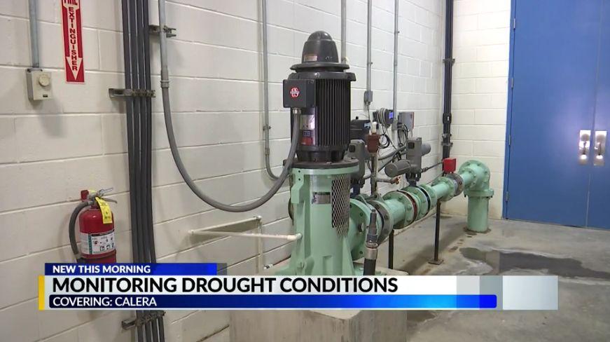Es probable que haya restricciones de agua, en el condado de Shelby, debido a que la sequía persiste