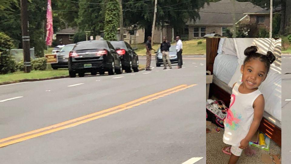 La policía que busca a la niña desaparecida, converge en un barrio de Alabama