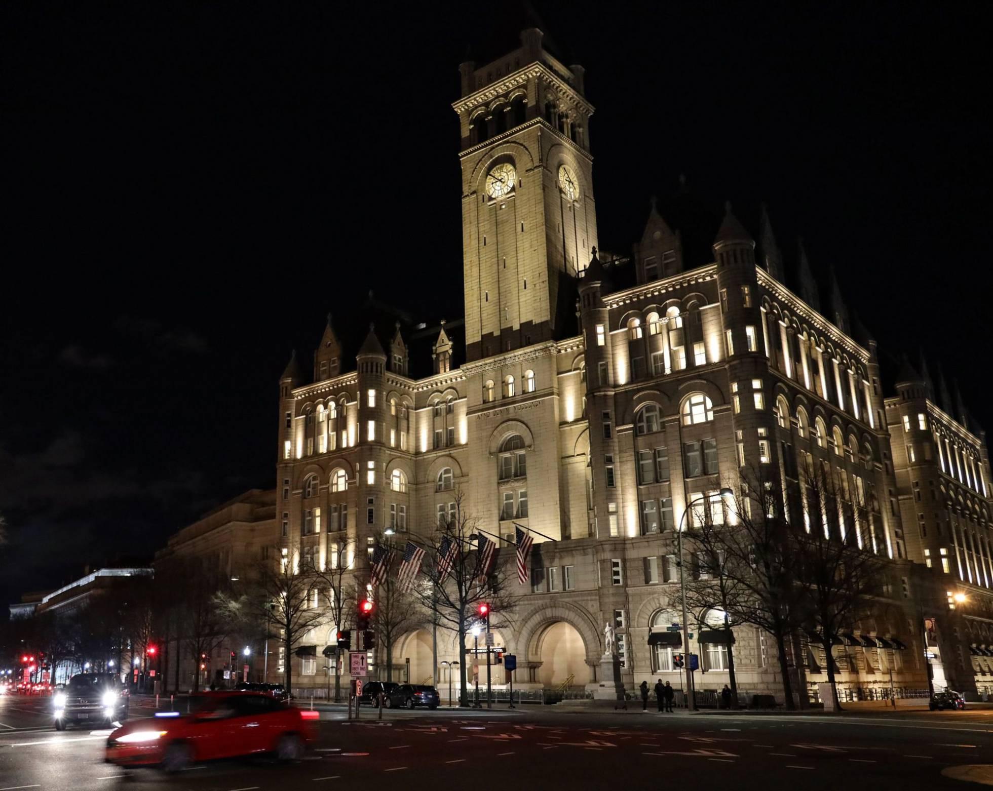 Hotel Trump en Washington
