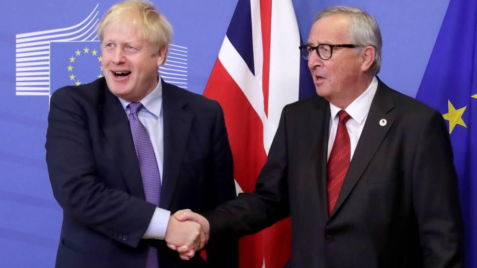 Bruselas y Londres pactan un nuevo acuerdo del Brexit con la incógnita del apoyo de Westminster