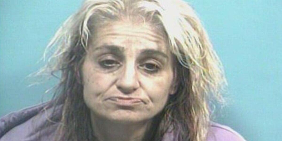 Arresto por tráfico de metanfetamina en el condado de Shelby