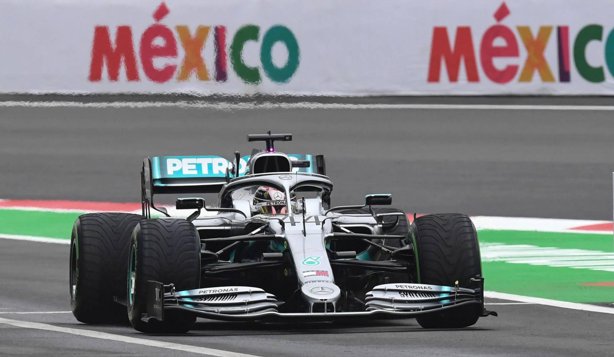 Gran Premio de México 2019: horario y dónde ver la carrera de F1