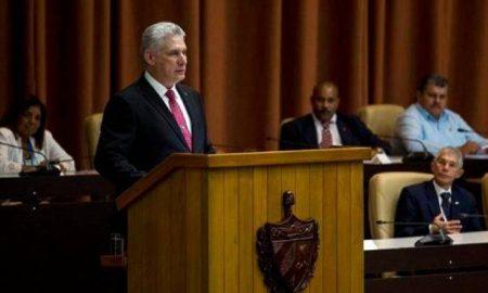 Miguel Diaz Canel nuevo presidente de Cuba