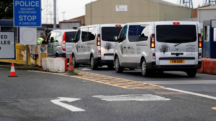 Pekín responsabiliza a Gran Bretaña y Europa de la muerte de los 39 inmigrantes de Essex