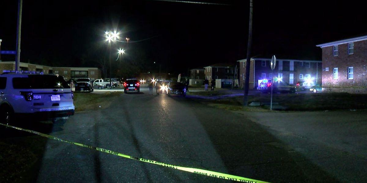 1 herido y 3 sospechosos bajo custodia, después de tiroteo en complejo de apartamentos en el norte de Birmingham