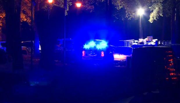 2 hombres muertos a tiros