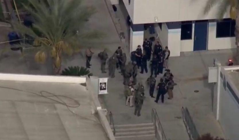 Un tiroteo en un instituto de California deja al menos seis heridos