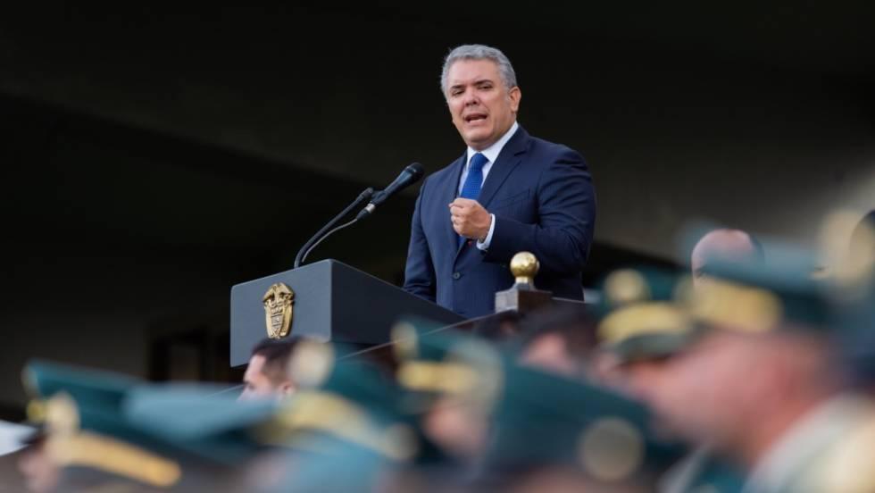 Iván Duque se enfrenta a un paro nacional que pone a prueba su gestión