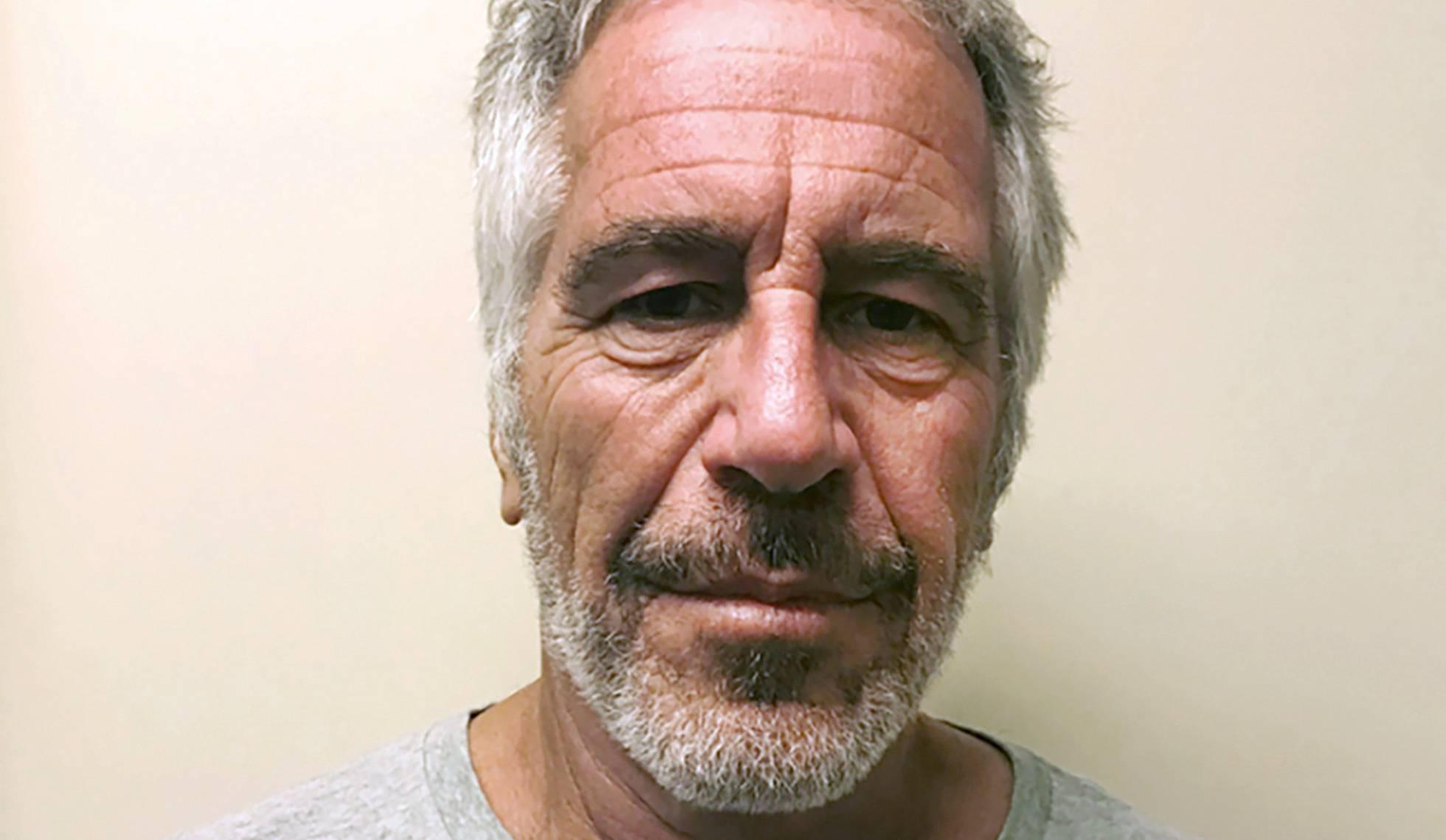 Jeffrey Epstein criminal