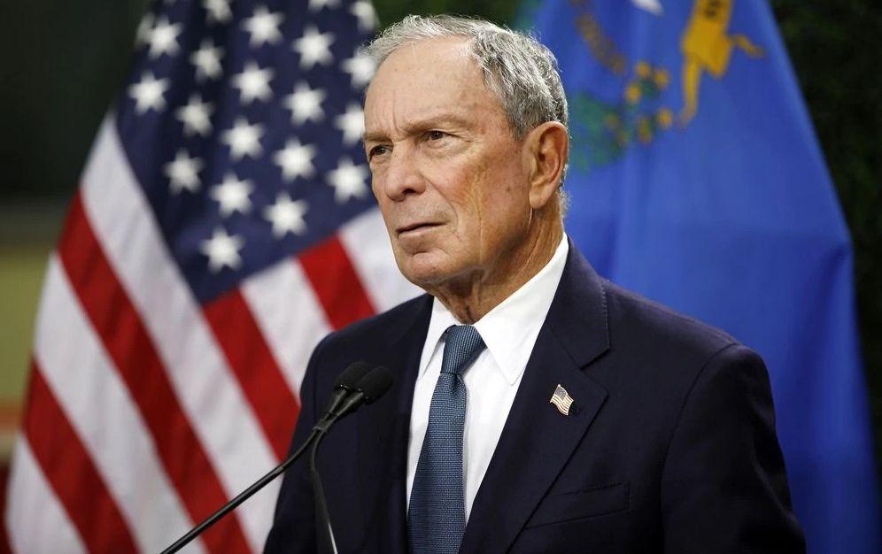 El exalcalde de Nueva York Michael Bloomberg prepara su candidatura a la Casa Blanca