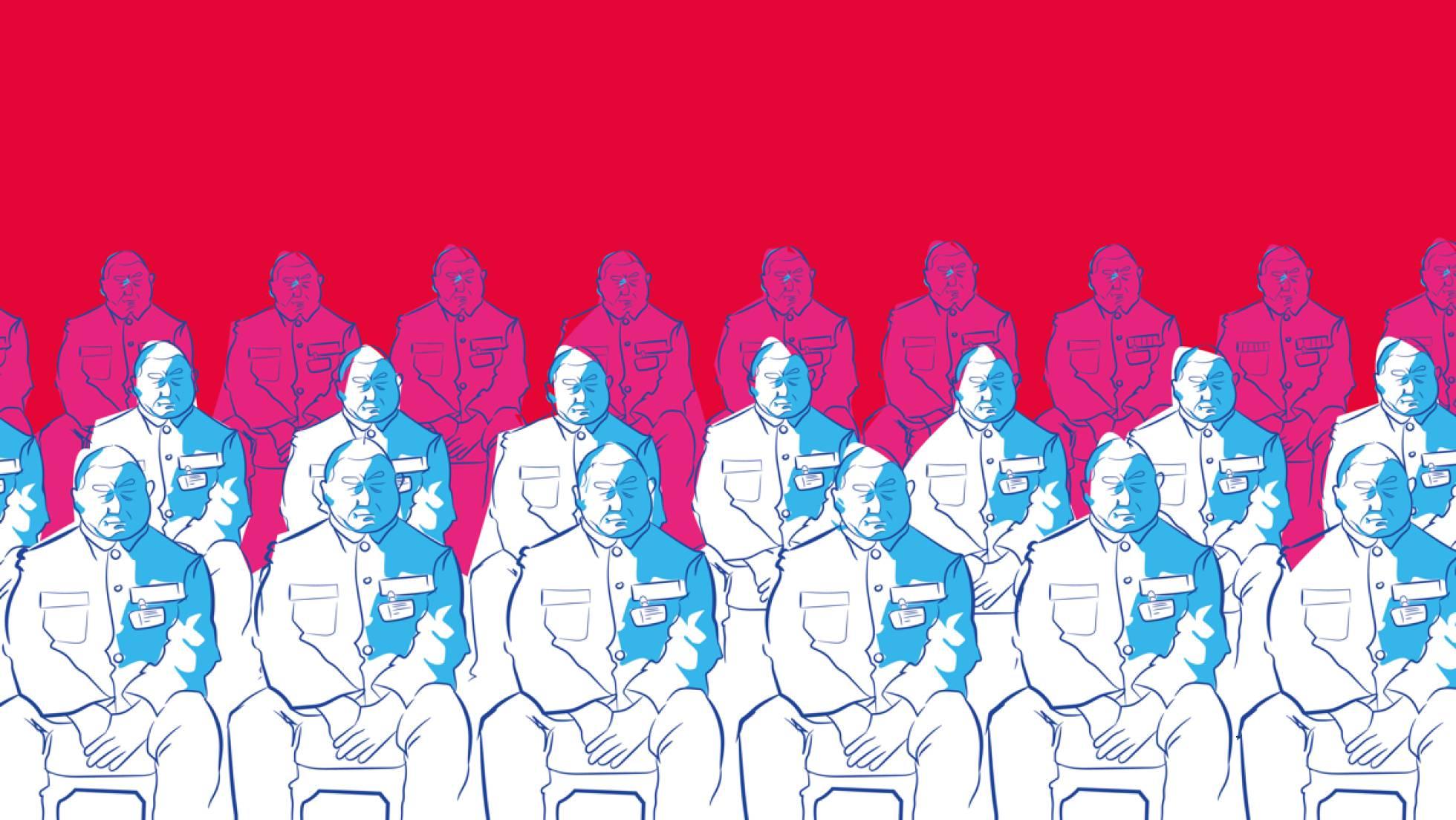 Detenciones masivas y lavado de cerebro: los archivos secretos de la represión china