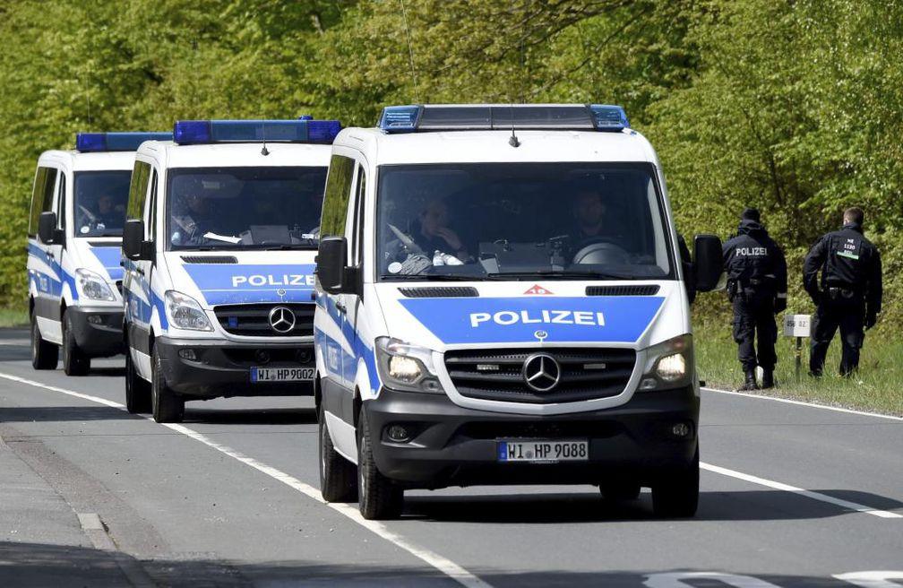 agentes de Policia