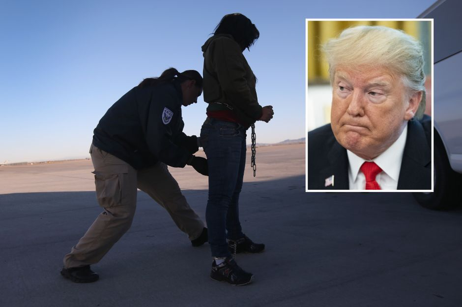 Gobierno anuncia norma que prohibe a miles de inmigrantes pedir asilo y acelera deportaciones