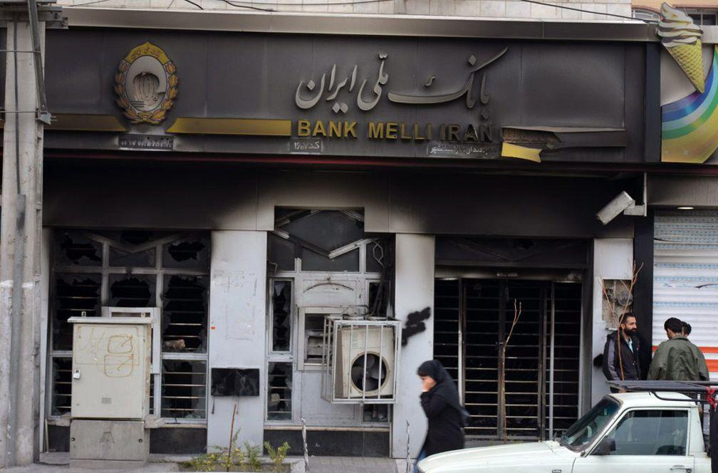"""Irán: más de 140 muertos y 7.000 detenidos en la """"brutal"""" represión de las protestas"""