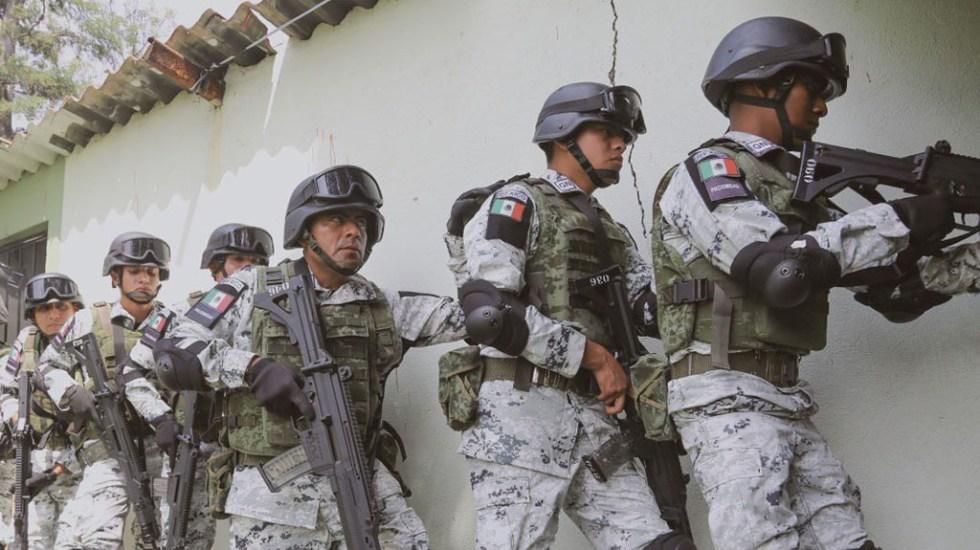 Ejército cumple objetivo de incorporar 14 mil jóvenes a la Guardia Nacional