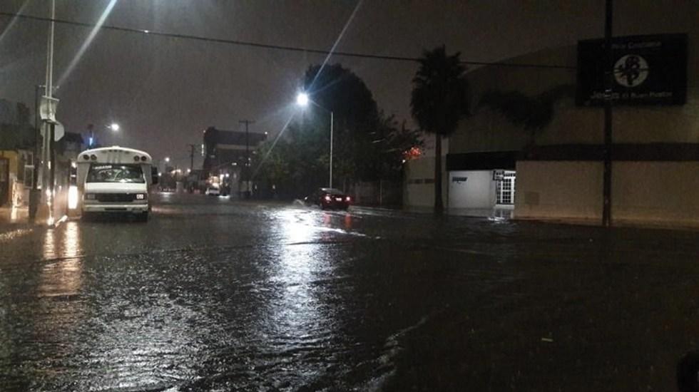 Suspenden clases en Los Cabos y La Paz por lluvias