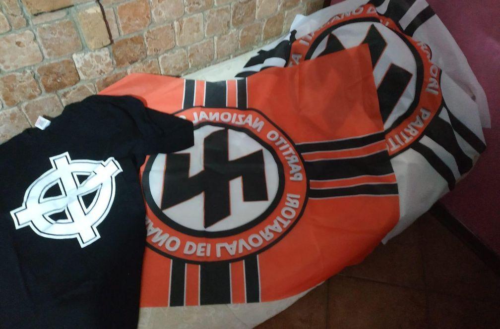 La Policía frustra la creación de un nuevo movimiento neonazi en Italia