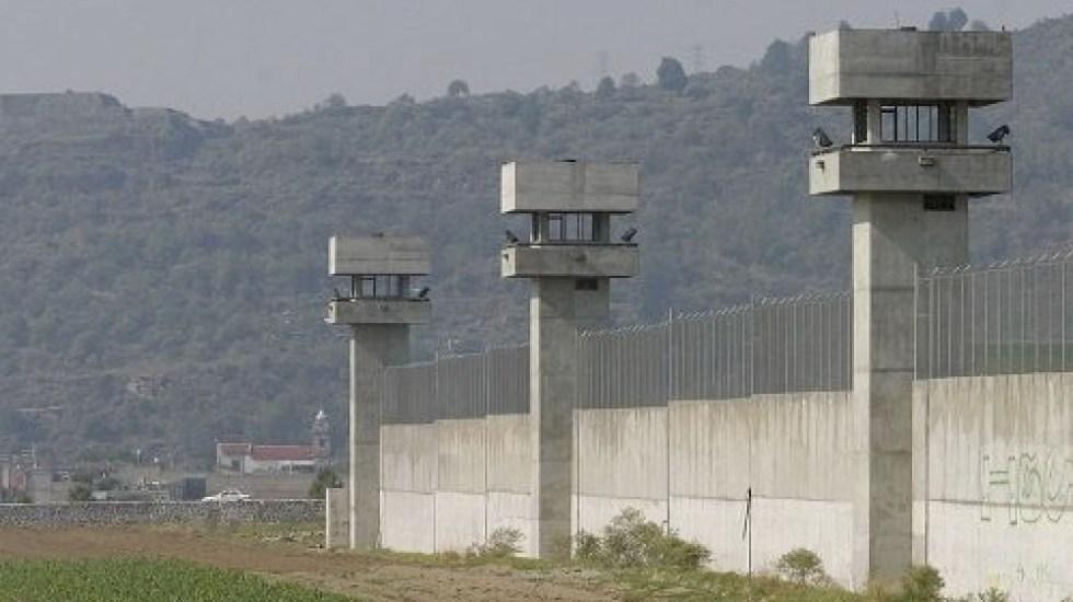 Riña deja un muerto en penal de Tenango del Valle