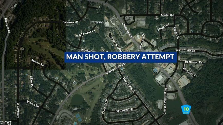 Hombre del Condado de Jefferson herido de bala, luego de disputa contra 2 hombres armados y enmascarados