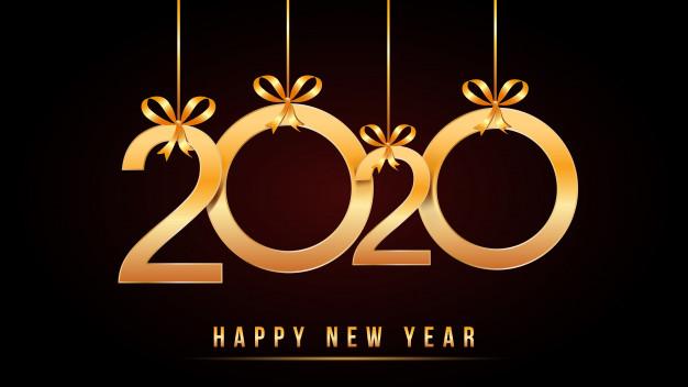 Año Nuevo, década Nueva