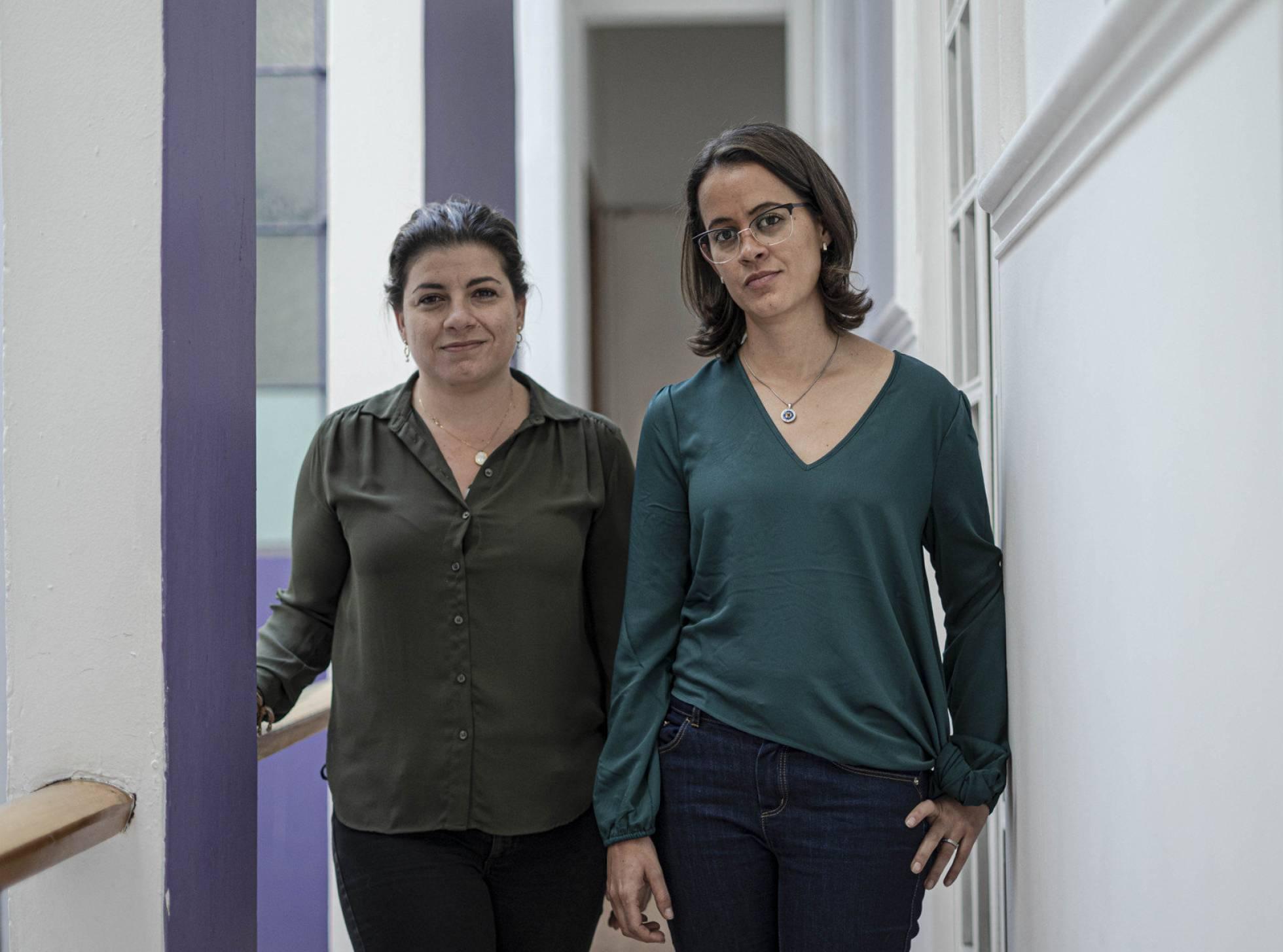 Belen Marquez y Biani Lopez