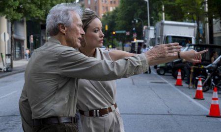 Clint Eastwood y Olivia Wilde