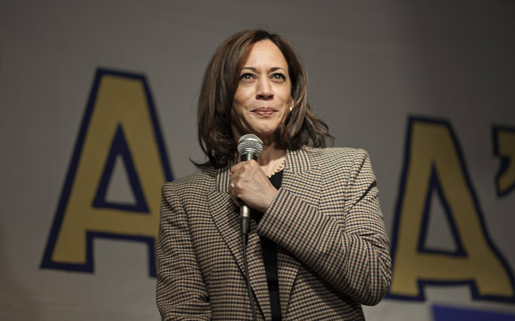 La demócrata Kamala Harris se retira de la carrera presidencial para 2020