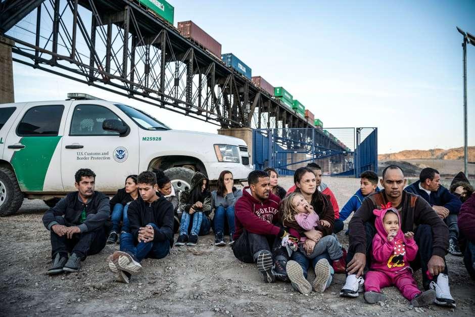 Llegada masiva de brasileños a la frontera sur inquieta a Estados Unidos