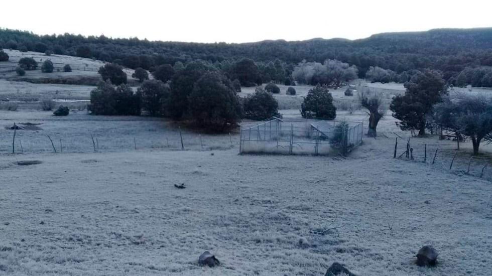 clima frio en chihuahua