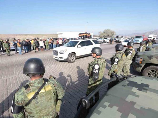 Coahuila es paso preferencial de los paisanos