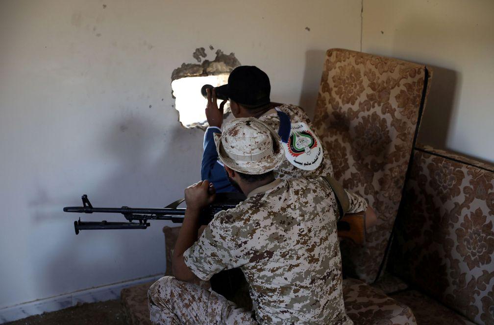 Erdogan y Putin llevan su guerra hasta Libia, a las puertas de la UE