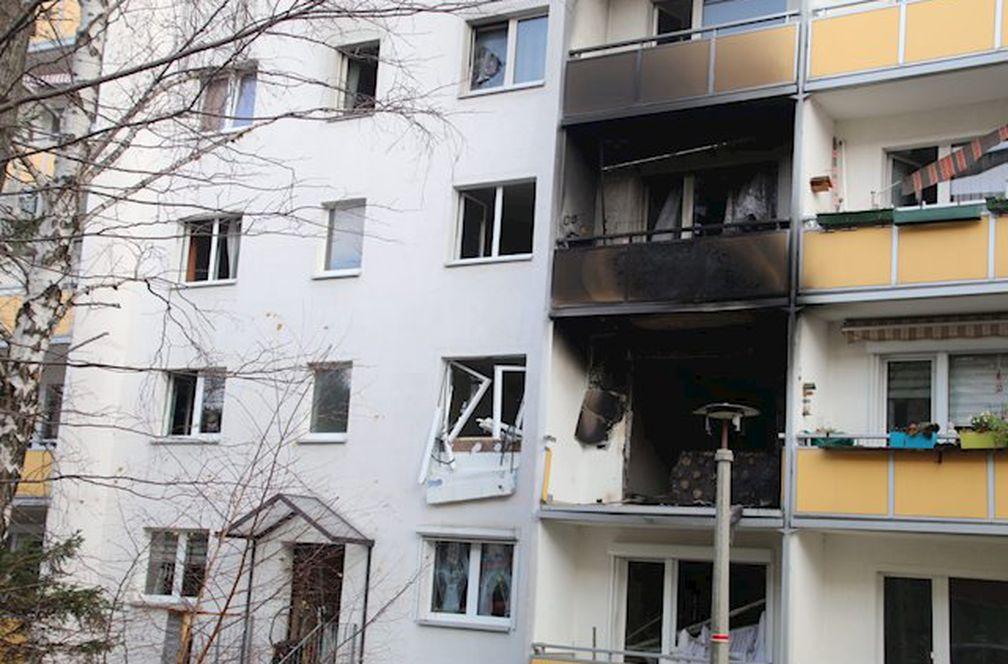 Un muerto y 25 heridos graves en una explosión de un piso con munición de la II Guerra Mundial