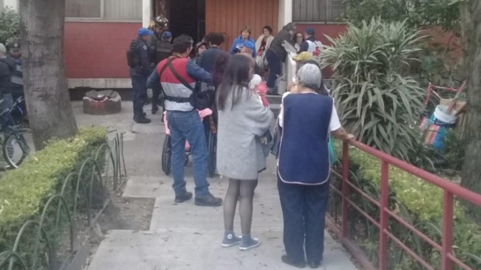 Mueren dos personas y un perro por inhalación de gas en Tlatelolco