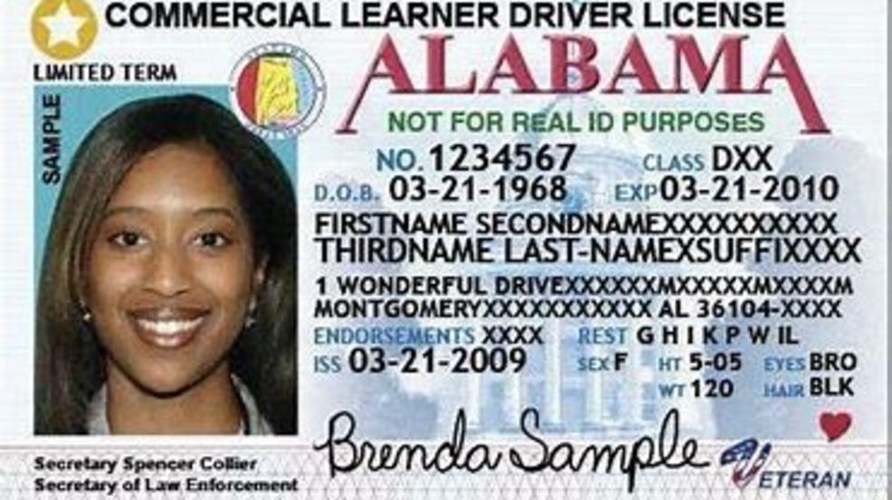 5 sitios de licencias en Alabama, comienzan su servicio el sábado