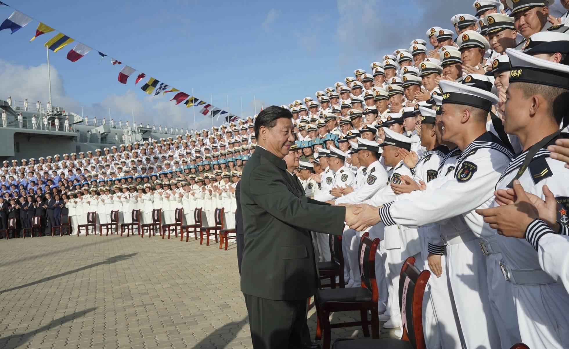 marinos en China