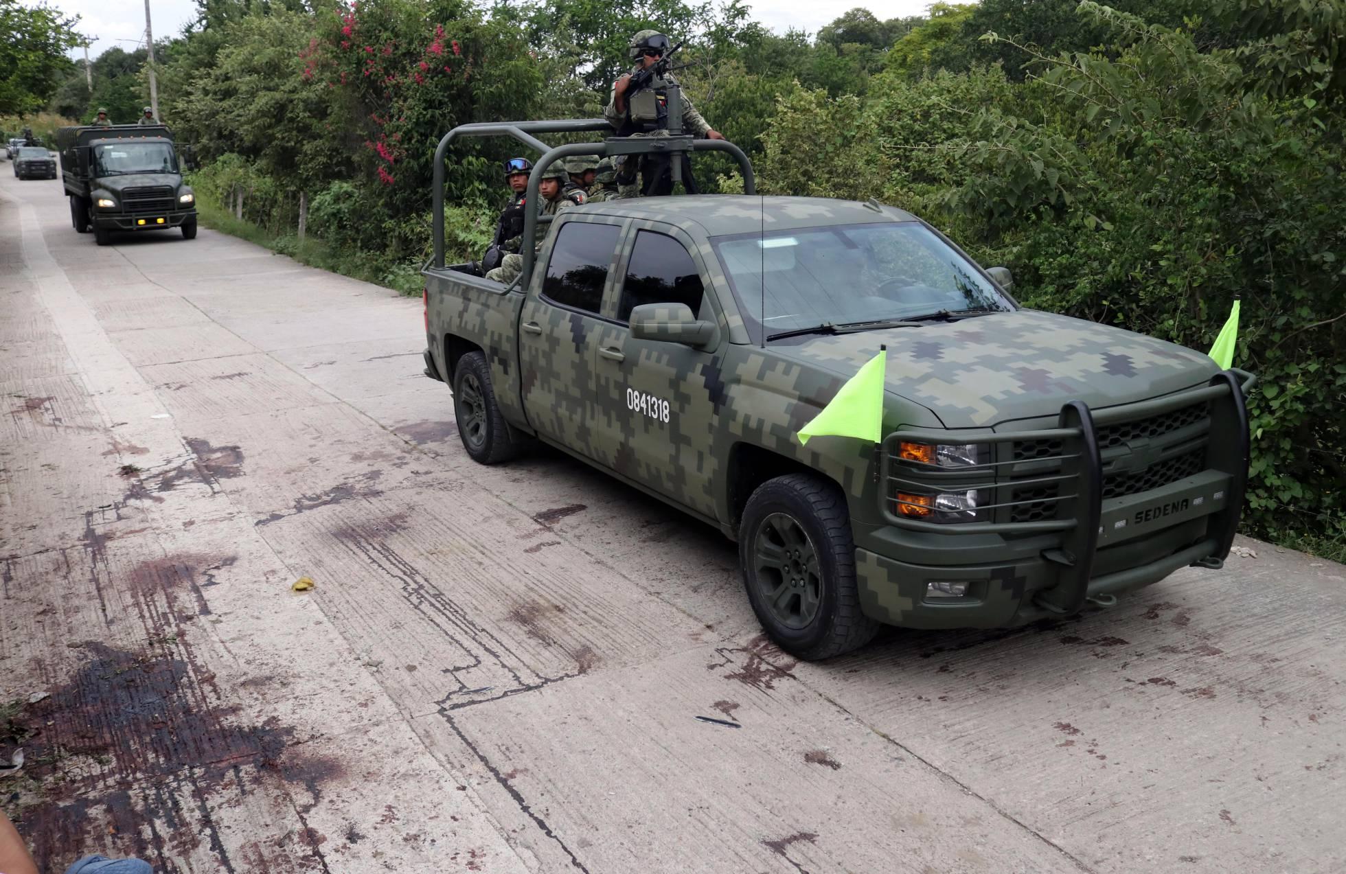 militares tepochica