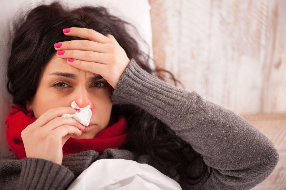 Se adelanta por primera vez en 15 años la temporada de gripe en EEUU