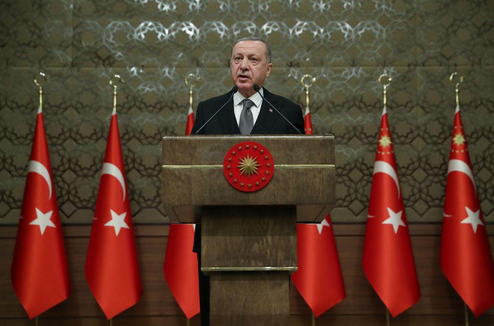Erdogan obtiene el aval para su guerra en Libia