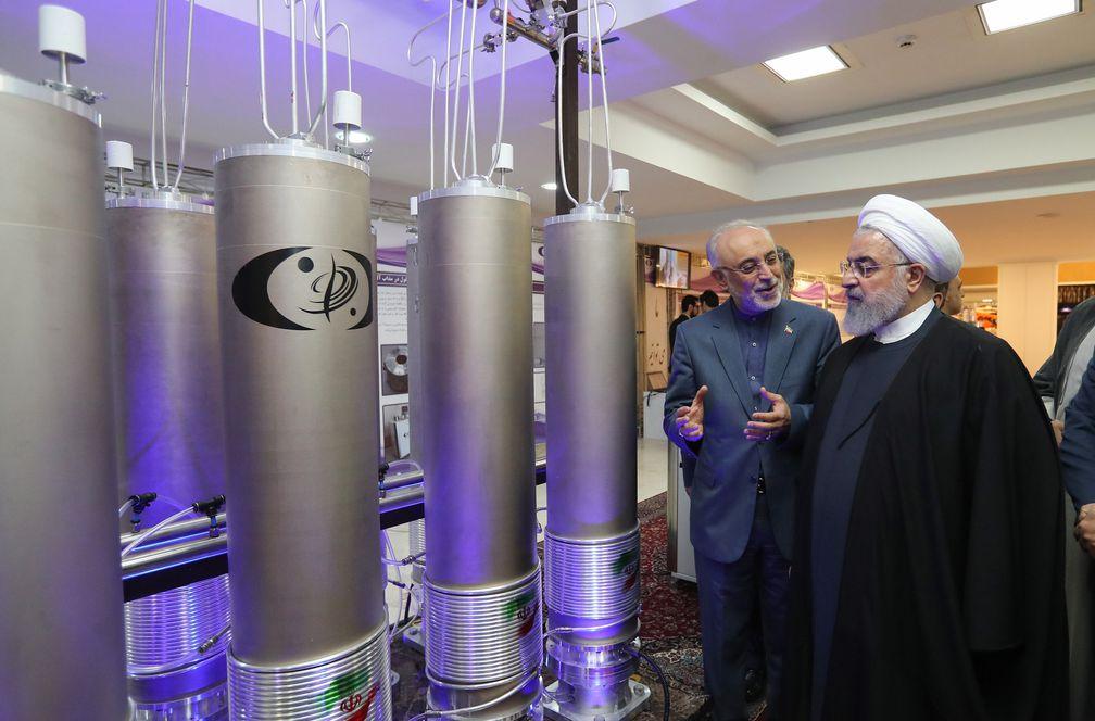 """""""Irán ha estado enriqueciendo uranio en instalaciones secretas"""""""