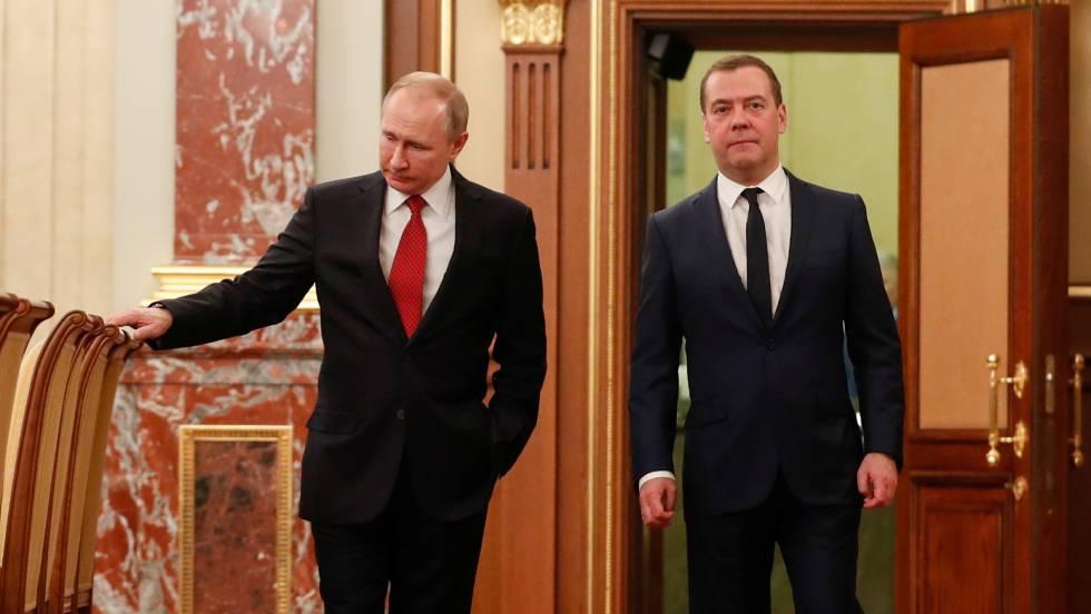 Putin impone una reforma política que le permite extender su poder