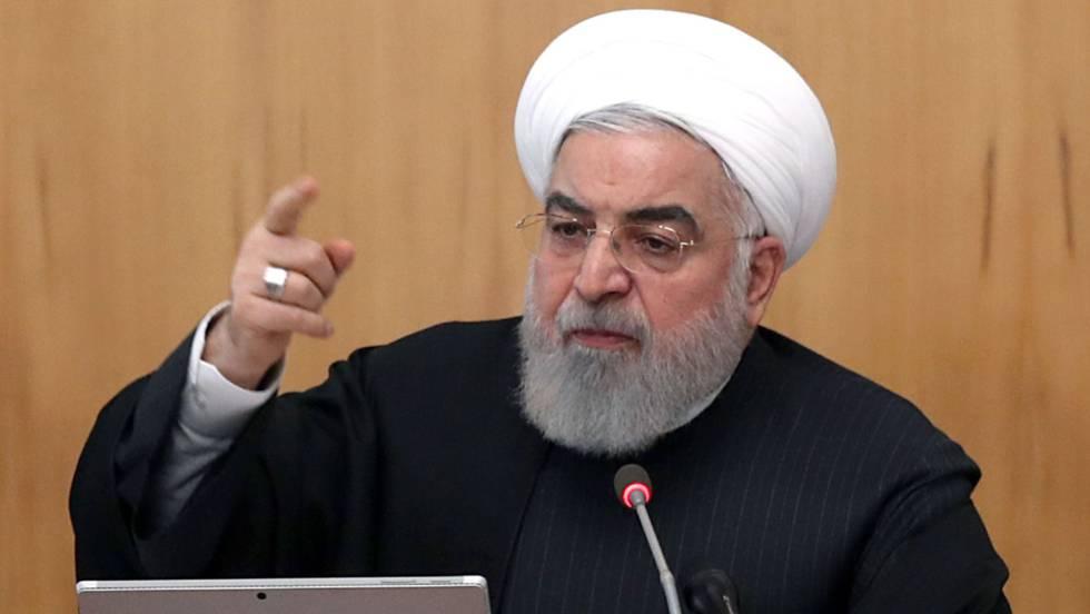 El presidente de Irán rechaza renegociar el acuerdo nuclear