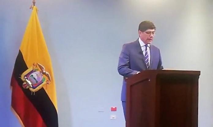 México concede asilo a cuatro diputados ecuatorianos afines al expresidente Rafael Correa