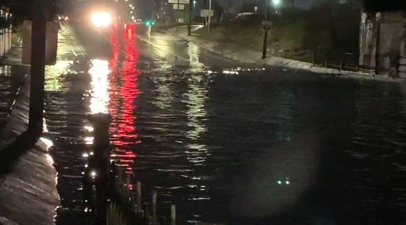 inundaciones en Birmingham