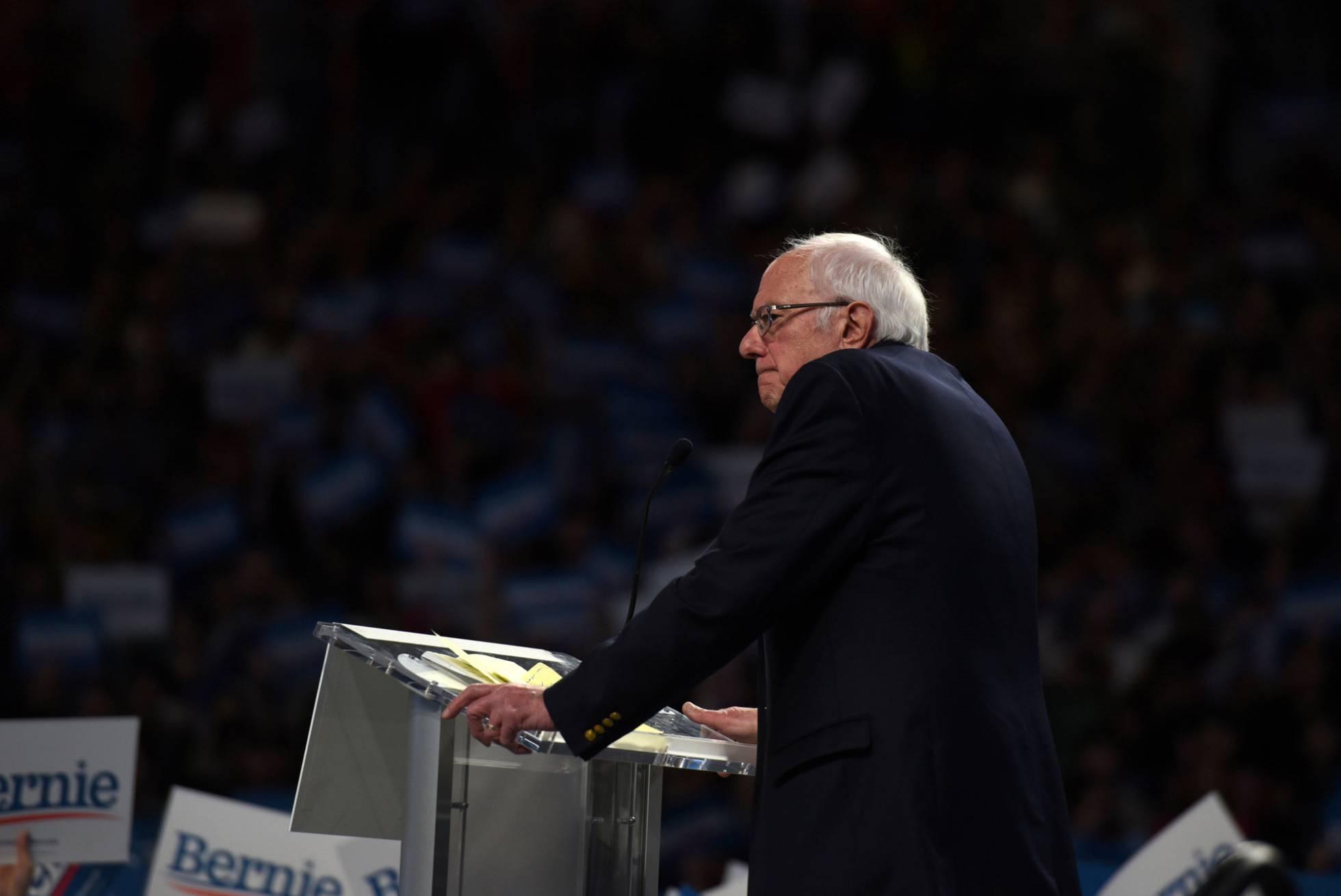 Sanders pelea en Carolina del Sur por el voto negro que se le resistió en 2016