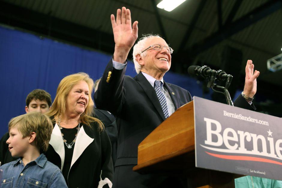 Bernie Sanders ganó las elecciones primarias en New Hampshire por los demócratas